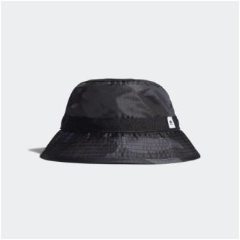 返品可 アディダス公式 アクセサリー 帽子 adidas ST CAM BUCKET HAT p0924