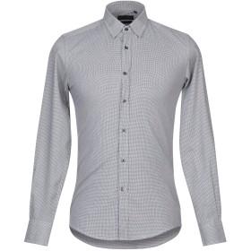 《期間限定 セール開催中》ANTONY MORATO メンズ シャツ ブラック 44 コットン 100%