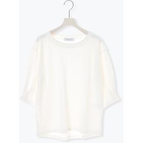 【5,000円以上お買物で送料無料】OE綿袖タックTシャツ