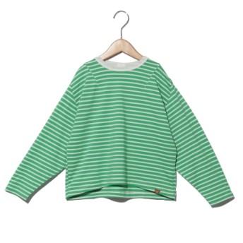 30%OFF SUNDAYS SUN (サンデイズサン) Tシャツ グリーン