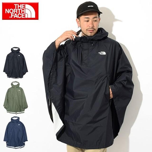 ザ ノースフェイス ジャケット THE NORTH FACE メンズ アクセス ポンチョ(Access Poncho レインポンチョ アウター 雨具 雨カッパ NP11932)