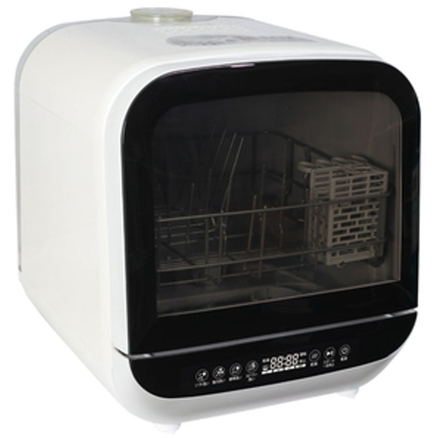 SKジャパン食器洗い乾燥機Jaime (ジェイム)ホワイトSDW-J5L(W)