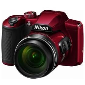納期約1~2週間 お一人様1台限り Nikon ニコン デジタルカメラ COOLPIX B600 レッド B600RD