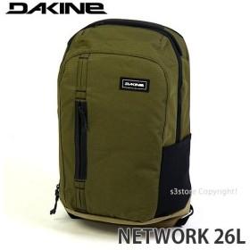 ダカイン ネットワーク DAKINE NETWORK 26L ユニセックス リュック かばん サーフ スノー スケート BAG PACK カラー:TRO