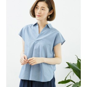 ROPE' PICNIC ロペピクニック ブロードスキッパーシャツ