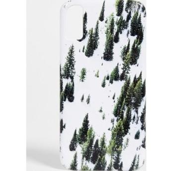 (取寄)グレーマリン ザ アスペン パインズ アイフォン ケース Gray Malin The Aspen Pines iPhone Case Multi