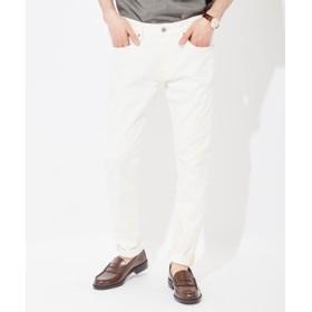 Pepe Jeans 「STANLEY」 オフホワイトデニムパンツ メンズ オフシロ