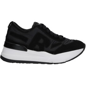 《期間限定 セール開催中》RUCO LINE レディース スニーカー&テニスシューズ(ローカット) ブラック 35 革 / 紡績繊維