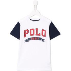 Ralph Lauren Kids Polo 1967 Tシャツ - ホワイト