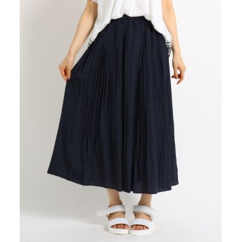 TAKEO KIKUCHI ワッシャープリーツスカート
