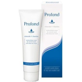 profond(プロフォン) ストレッチマーククリーム 乾燥肌・敏感肌用 高保湿クリーム(全身用) 100g