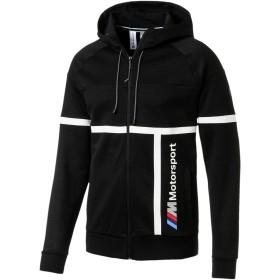 【プーマ公式通販】 プーマ BMW MMS フーデッド スウェット ジャケット メンズ Puma Black |PUMA.com