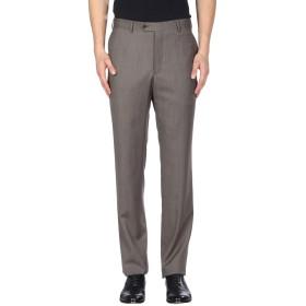 《期間限定 セール開催中》ARMANI COLLEZIONI メンズ パンツ ドーブグレー 48 バージンウール 100%