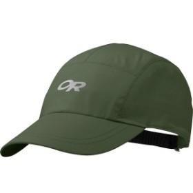 アウトドアリサーチ メンズ 帽子 アクセサリー Halo Rain Cap Fatigue