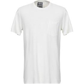 《セール開催中》JUNGMAVEN メンズ T シャツ アイボリー L 指定外繊維(ヘンプ) 55% / オーガニックコットン 45%