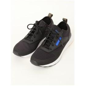 Sneakers Selection ZOKURUNNERHM/スニーカー(ブラック/ホワイト/バイタルブルー) ブラック/ホワイト/バイタルブルー