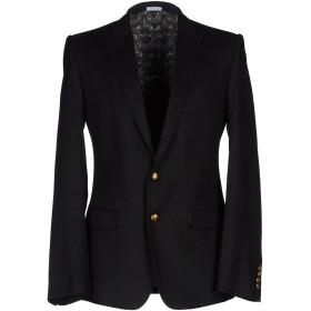 《期間限定セール開催中!》DOLCE & GABBANA メンズ テーラードジャケット ブラック 52 カシミヤ 75% / シルク 25%