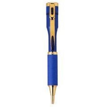 シャチハタ ネームペン キャップレスS 【ペン色:青】(既製品):「川畑」
