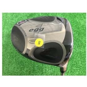 プロギア PRGR エッグ ドライバー 1 egg 1 7.5° フレックスSR 中古 Cランク