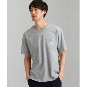 【30%OFF】 グリーンレーベルリラクシング [ペイデイ] SC★★PAYDAY ロゴ ポケット Tシャツ メンズ MDGRAY XL 【green label relaxing】 【セール開催中】