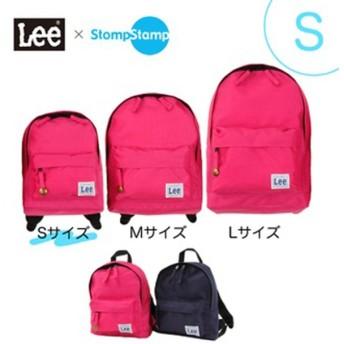 LEE Leeベビー・キッズミニリュック Sサイズ ピンク