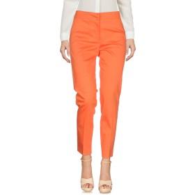 《期間限定セール開催中!》BLUMARINE レディース パンツ オレンジ 46 コットン 97% / ポリウレタン 3%