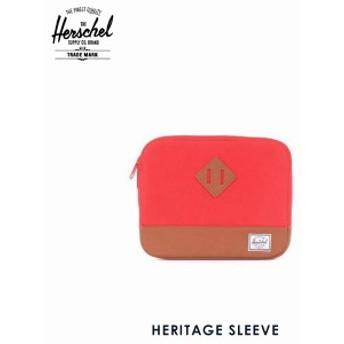 ハーシェル Herschel 10055-00017-OS Heritage Sleeve for iPad Red iPadケース