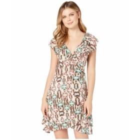 ロックアンドロールカウボーイ レディース ワンピース トップス Sleeveless Dress Wrap D5-1449 Multi