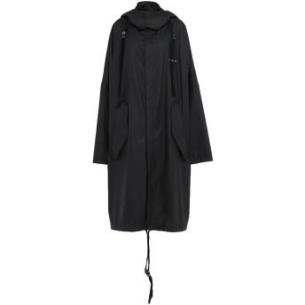《期間限定セール開催中!》AMBUSH メンズ ライトコート ブラック 1 ポリエステル 100%