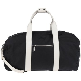 《期間限定セール開催中!》BUSCEMI Unisex 旅行バッグ ブラック 紡績繊維