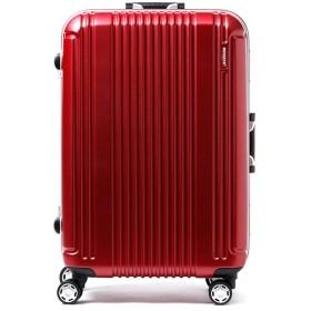 ギャレリア バーマス スーツケース BERMAS バーマス プレステージ2 PRESTIGEII キャリーケース フレーム 52L 4輪 ハード 60265 メンズ ワイン F 【GALLERIA】