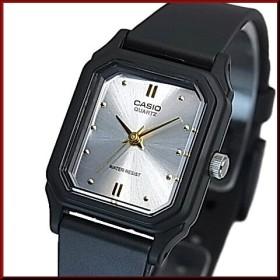 CASIO/Standard【カシオ/スタンダード】アナログクォーツ レディース腕時計 ラバーベルト シルバー/ゴールド文字盤 海外モデル LQ-142E-7A