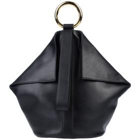 《セール開催中》ALEXANDER MCQUEEN レディース 肩掛けバッグ ブラック 革