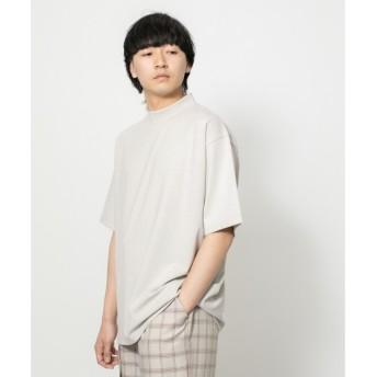 [マルイ]【セール】メンズTシャツ(ポンチモックネックTシャツ(5分袖))/センスオブプレイスバイアーバンリサーチ(メンズ)(SENSE OF PLACE )