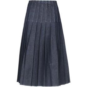 《期間限定 セール開催中》PRINGLE OF SCOTLAND レディース デニムスカート ブルー 6 コットン 100%