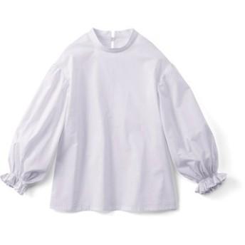 びっくりボリュームのふんわり袖トップス フェリシモ FELISSIMO【送料無料】