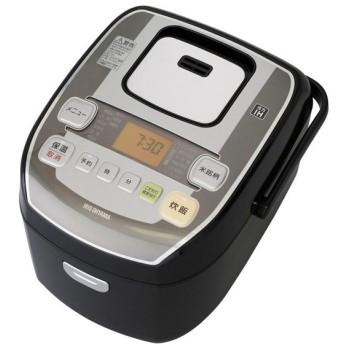 【新品(開封のみ・箱きず・やぶれ)】 アイリスオーヤマ 炊飯器 圧力IH式 5.5合 銘柄炊き RC-PA50-B