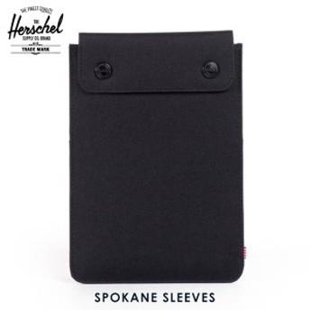 ハーシェル Herschel iPad Mini ケース Spokane Sleeve for iPad Mini Sleeves 10191-00001-OS Black
