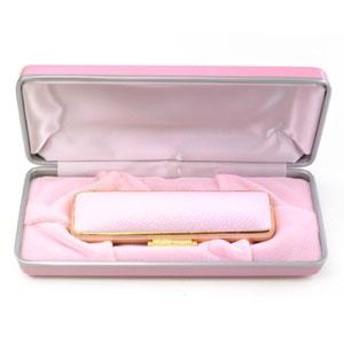 印鑑ケース ファンシーケース S(化粧ケース付き) ピンク (10.5-12.0)