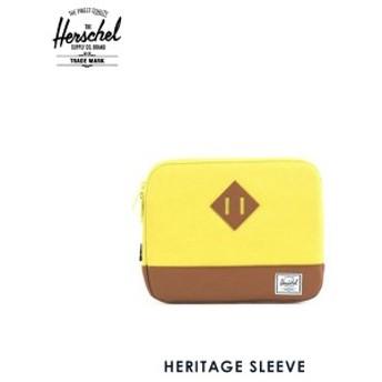 ハーシェル Herschel 10055-00023-OS Heritage Sleeve for iPad Lime Punch iPadケース