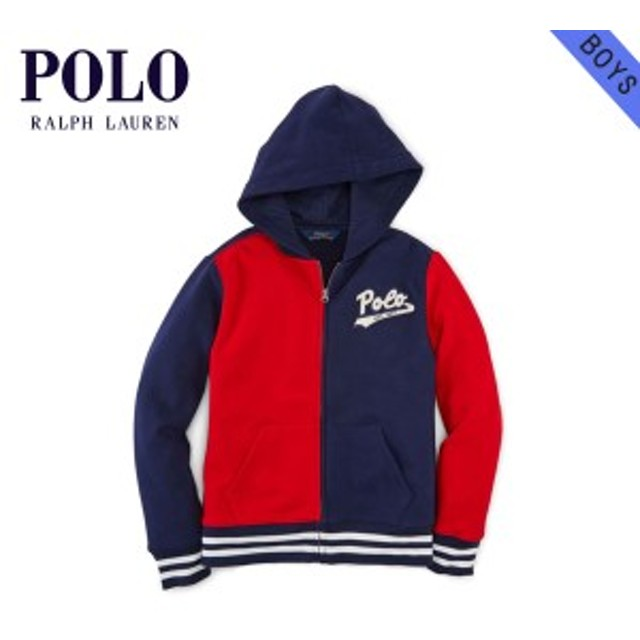 1dde84af62480 ポロ ラルフローレン キッズ POLO RALPH LAUREN CHILDREN 正規品 子供服 ボーイズ パーカー COLOR-
