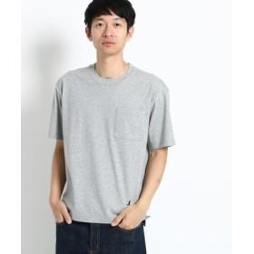 (Dessin/デッサン)【洗える】【LLサイズあり】【汗染み軽減加工】吊り天竺 Tシャツ/メンズ グレー(012)