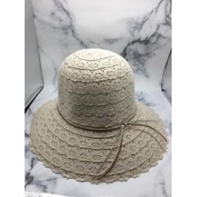 折りたたみ つば広 ハット 紫外線カット旅行用 たためる 携帯 帽子 日よけ ナチュラル 紫外線対策 熱中症対策 アウトドア エレガント