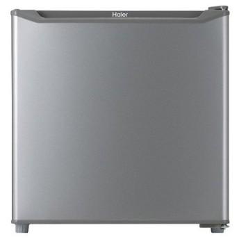 冷蔵庫 小型 冷蔵庫 1ドア シルバー ハイアール 40L 1ドア冷蔵庫(直冷式)シルバー 右開き Haier JR-N40H-S