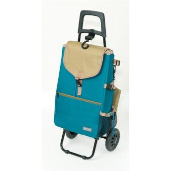 Rep ショッピングカートチェア MORRY モリー○03438923 ターコイズ カバン・バッグ