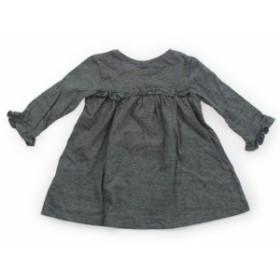 【ネクスト/NEXT】チュニック 80サイズ 女の子【USED子供服・ベビー服】(404006)