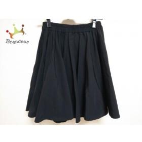 ミューズデドゥーズィエムクラス スカート サイズ36 S レディース 美品 黒  値下げ 20190909