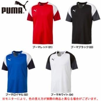 PUMA(プーマ)Jr.半袖Tシャツ(655400)スポーツ カジュアル 半袖 Tシャツ ジュニア キッズ