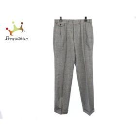 ポロラルフローレン POLObyRalphLauren パンツ サイズ84 メンズ 黒×白×レッド チェック柄 新着 20190606