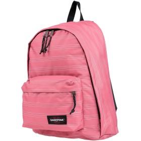 《セール開催中》EASTPAK レディース バックパック&ヒップバッグ ピンク 紡績繊維